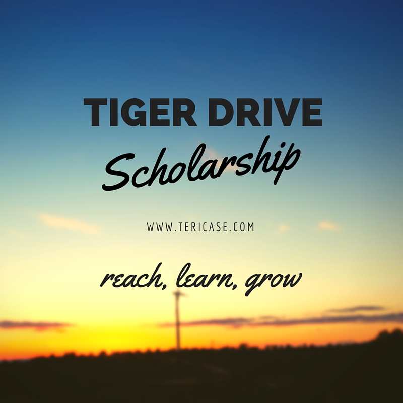 Tiger Drive Scholarship